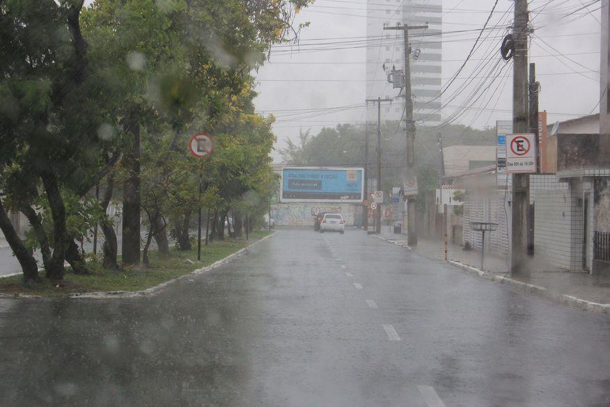 Chuvas colocam 83 cidades paraibanas em perigo potencial, diz Alert-AS.