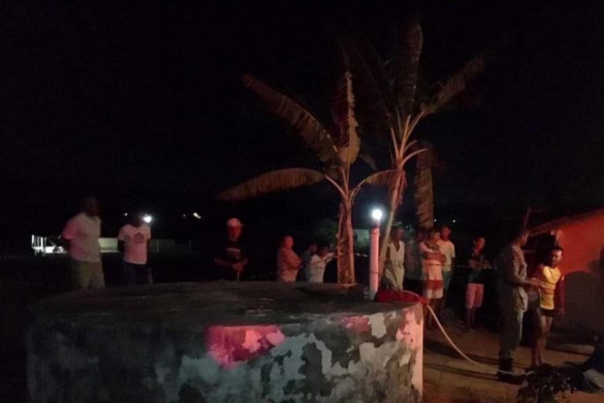 Idoso morre afogado após cair na cisterna do vizinho na Paraíba