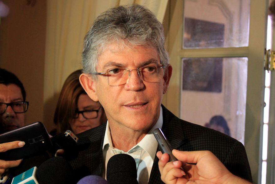 Governador Ricardo Coutinho diz que ele e Maranhão querem livrar a Paraíba da ineficiência e do retrocesso