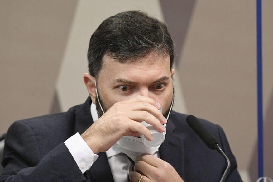 CPI COVID: Coronel mostra áudios mostrando negociação de vacina privada, e senadores apontam atividade ilegal