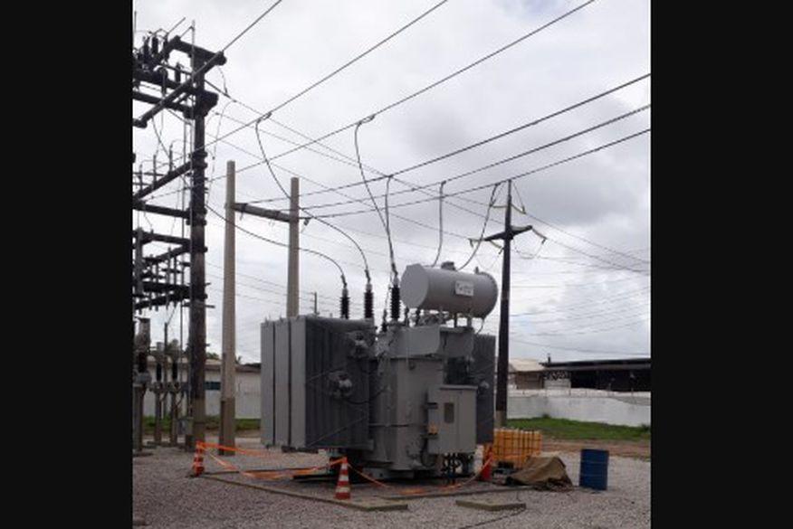 energisa - Energisa entrega obra avaliada em mais de R$ 1 milhão para aprimorar o fornecimento de energia no Distrito Industrial de João Pessoa