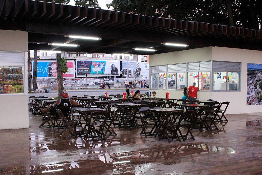 Cinco cursos são disponibilizados para os profissionais que trabalham no Parque da Lagoa