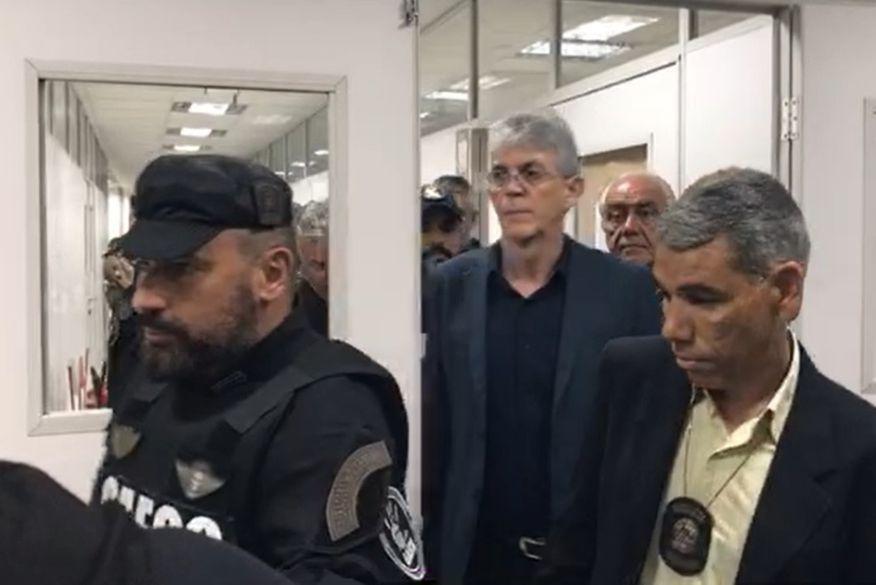Ao Vivo: começa audiência de custódia do ex-governador Ricardo ...