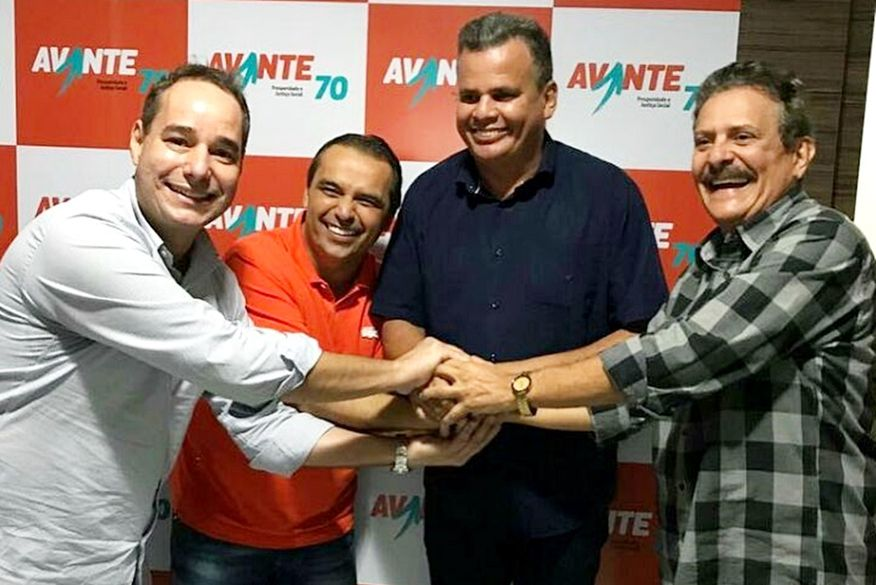 Mofi se filia ao Avante e anuncia voto em Jair Bolsonaro