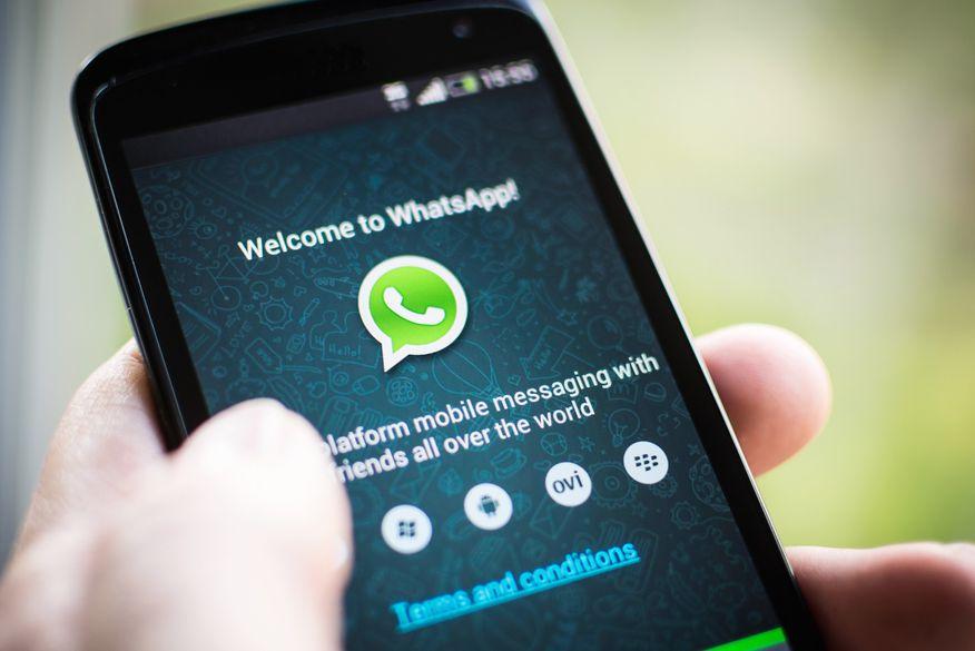 Como cancelar o envio de fotos e vídeos no WhatsApp