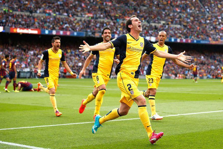 Atlético arranca empate com o Barcelona e é campeão espanhol - ClickPB 6f55feba252c3
