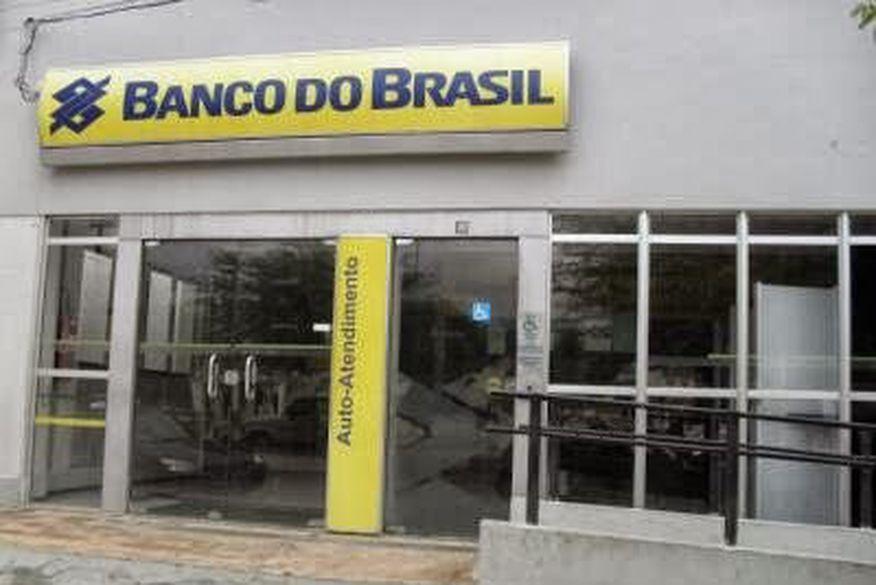 Agência do Banco do Brasil em Santa Rita é arrombada e tem cofre violado
