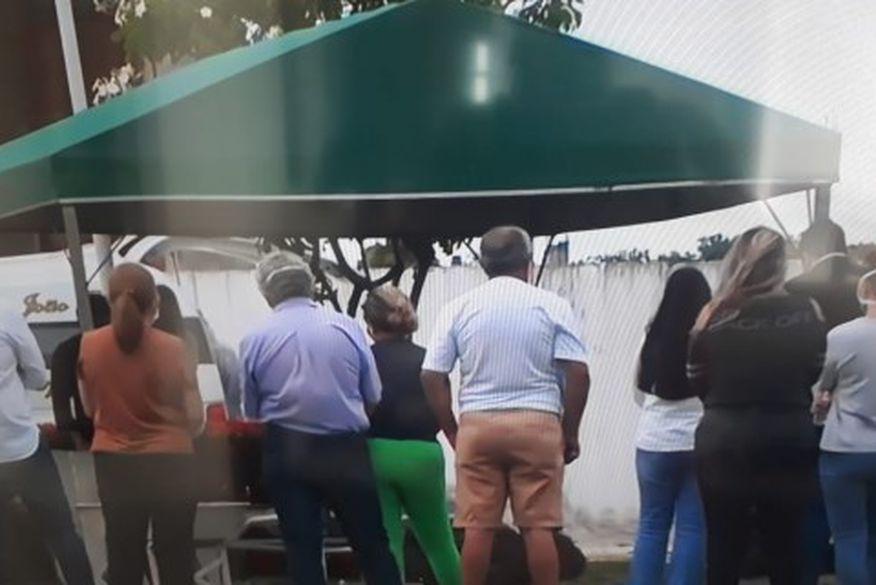 Corpo do ex-governador Wilson Braga é sepultado em João Pessoa ...