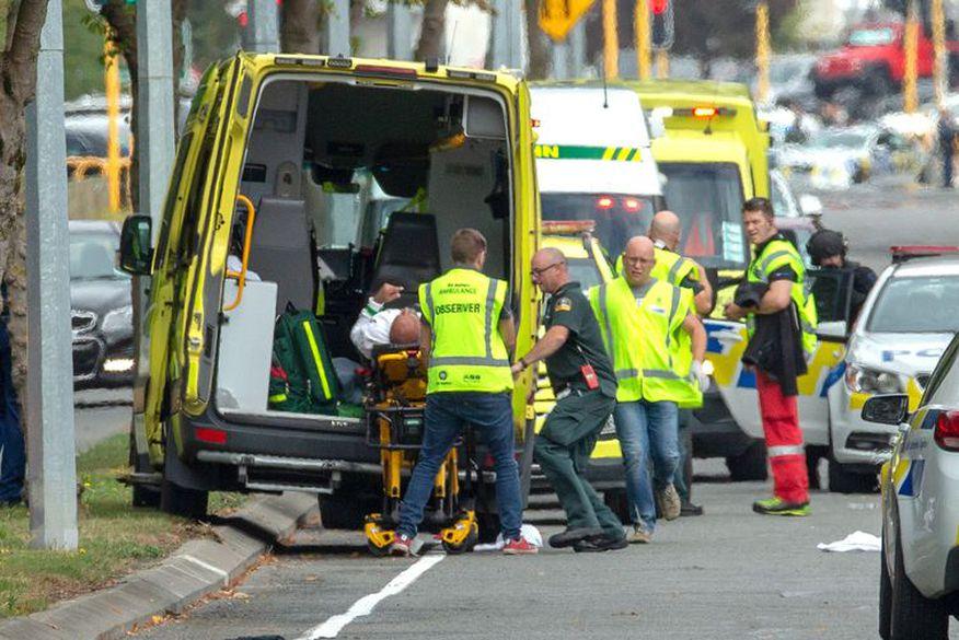 Atentado Na Nova Zelandia: Sobe Para 50 Número De Mortos Em Ataques Na Nova Zelândia