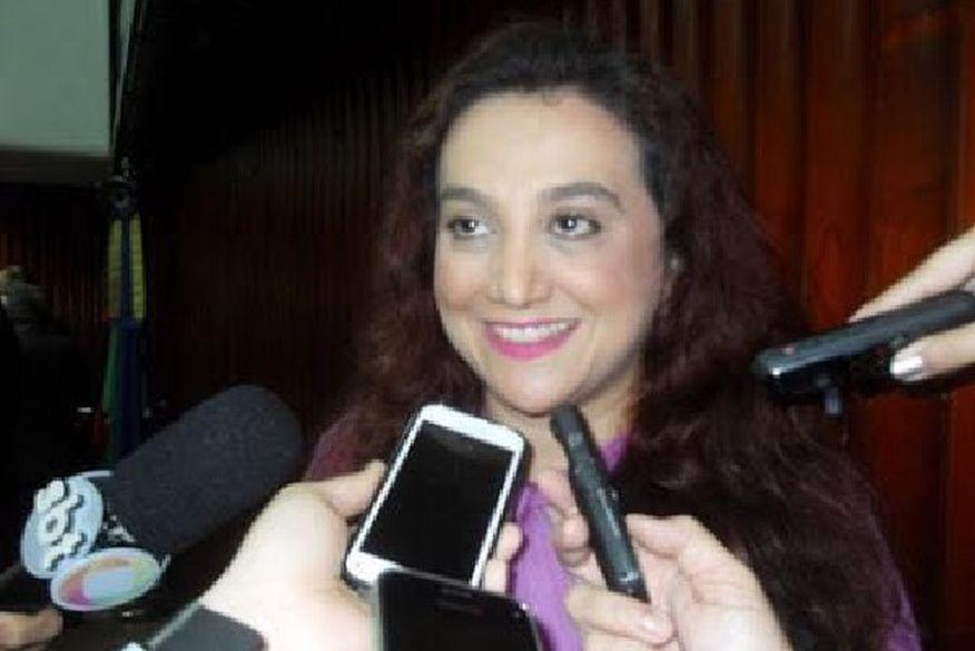 Olenka Maranhão assume a presidência do PMDB mulher na Paraíba