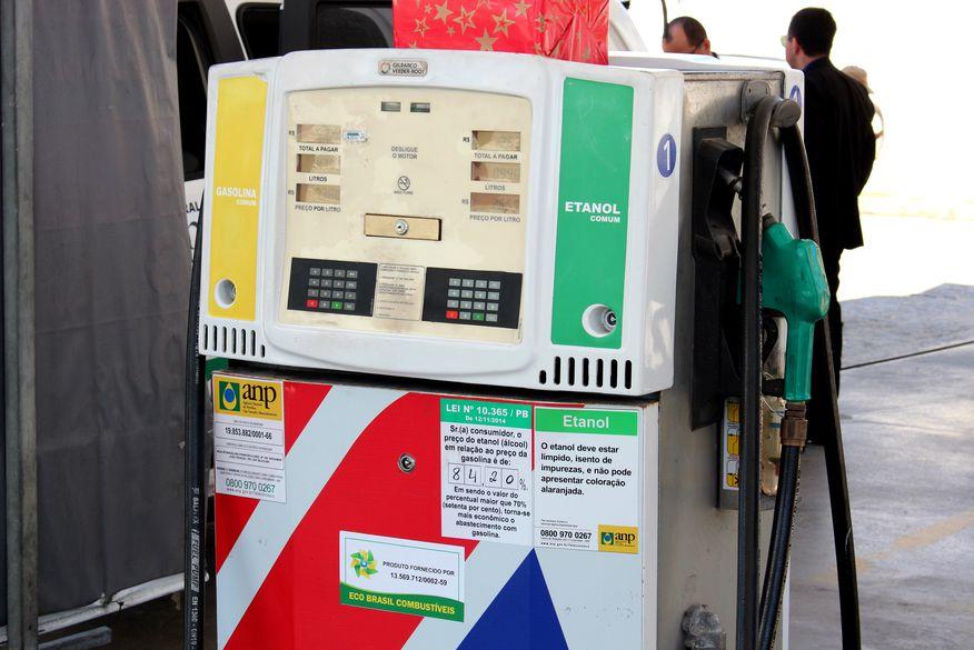 REAJUSTE: Petrobras eleva preço da gasolina em 1,7% e reduz o do diesel em 0,3%