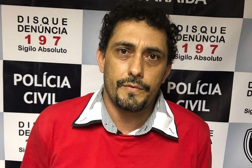 Polícia civil da Paraíba prende falso advogado e pastor evangélico pela terceira vez