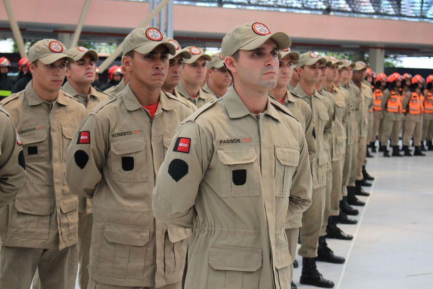 Governo do Estado promove mais de 170 Bombeiros e Policiais Militares