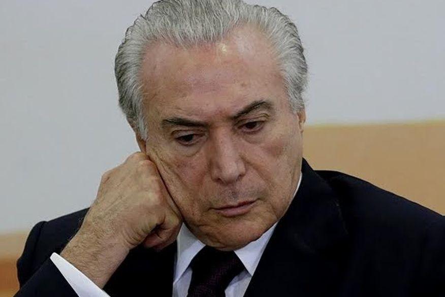 Marcha à ré: Vereador suspende Cidadania Campinense para Michel Temer após repercussão negativa