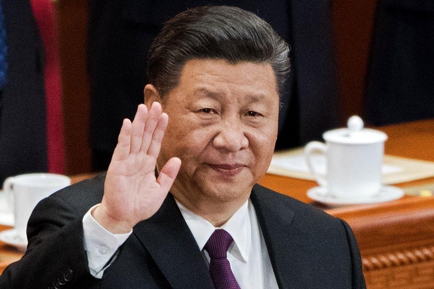 Xi Jinping é reeleito por unanimidade como presidente da China.