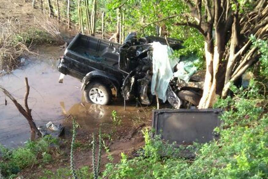 Morre a segunda vítima do acidente em Monteiro