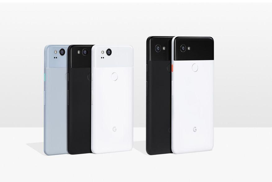 Google Pixel 2 e Pixel 2 XL: veja especificações e preços