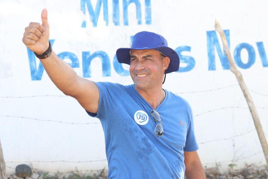Major Sidnei é eleito prefeito de Sapé com 49,37% dos votos - ClickPB