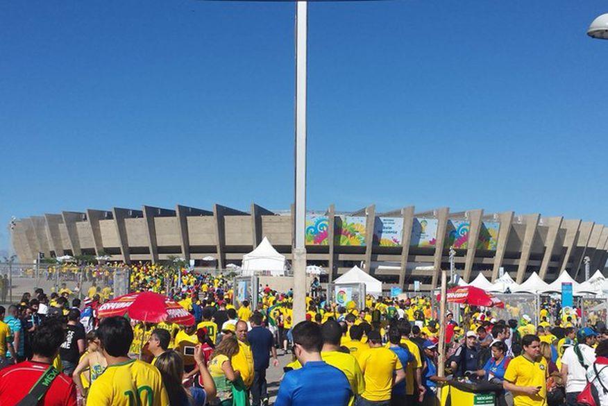 Brasil pega Alemanha em semifinal em BH sem Neymar e com mistério ... d7a7e69714504