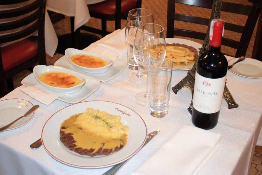 Confira os segredos da culin ria francesa com chef jackson for Comida francesa gourmet