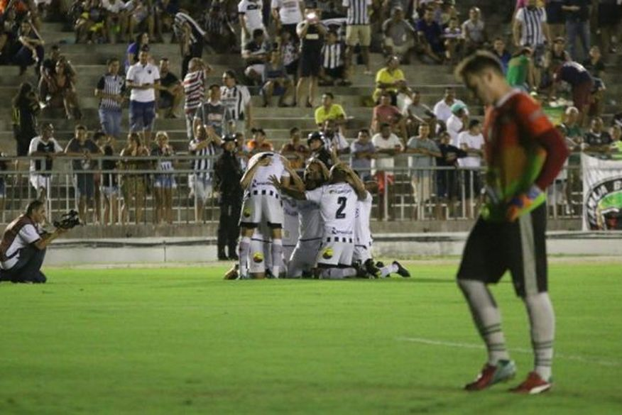 Botafogo-PB bate o Sousa e avança às semifinais do Paraibano.