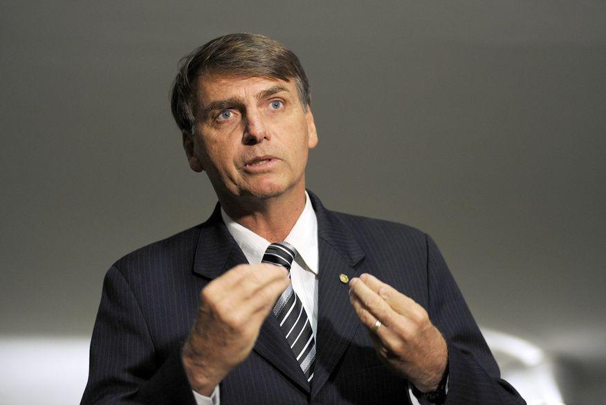 Jair Bolsonaro realiza palestras em Campina e Grande João Pessoa