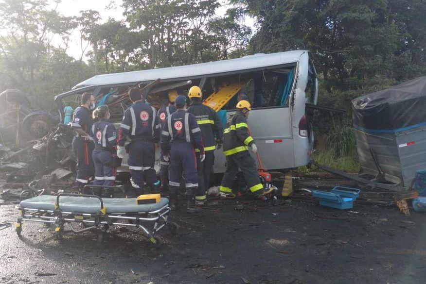 Número de vítimas paraibanas de acidente em Minas Gerais sobe para sete.