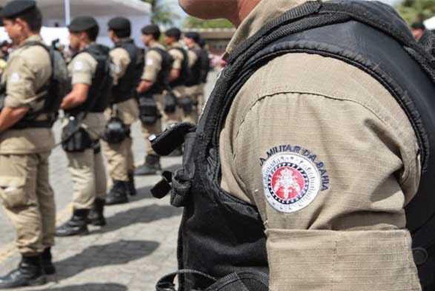 Resultado de imagem para policiais militares ba