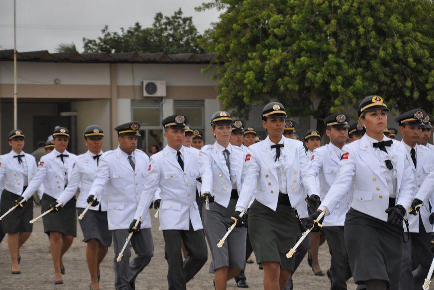 Inscrições do concurso para CFO da Polícia Militar da Paraíba começam hoje